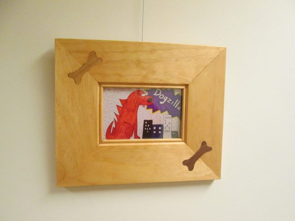 Binky and Bell Art