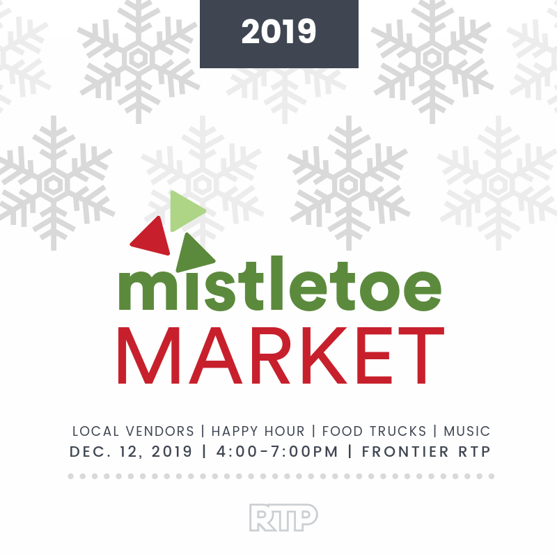 RTP Mistletoe Market