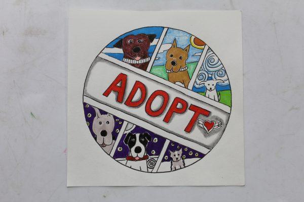 Adopt (unframed)