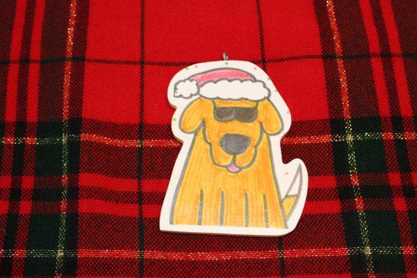 Nugget Christmas Ornament