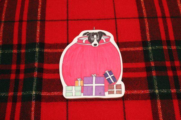 Arlo Christmas Ornament