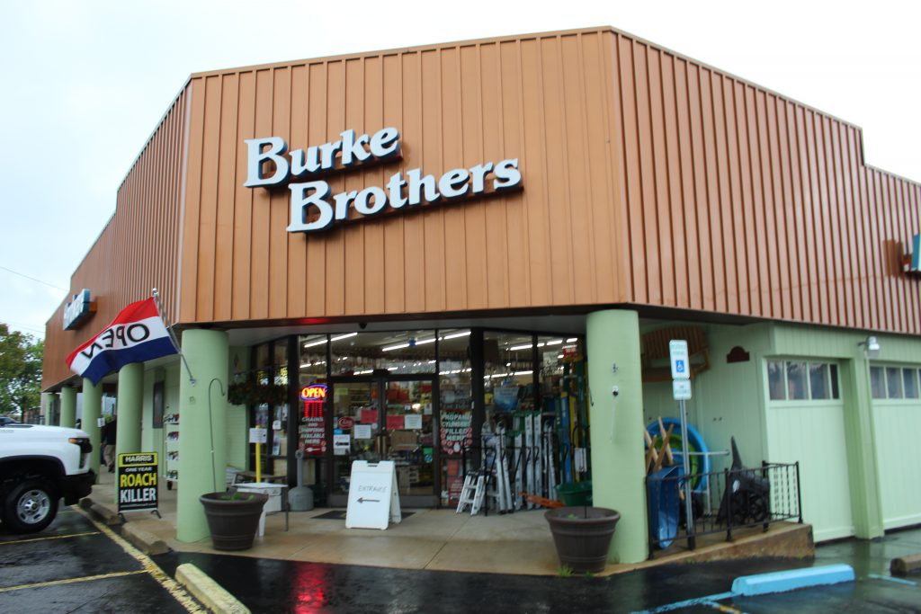 Burke Brothers Hardware Raleigh