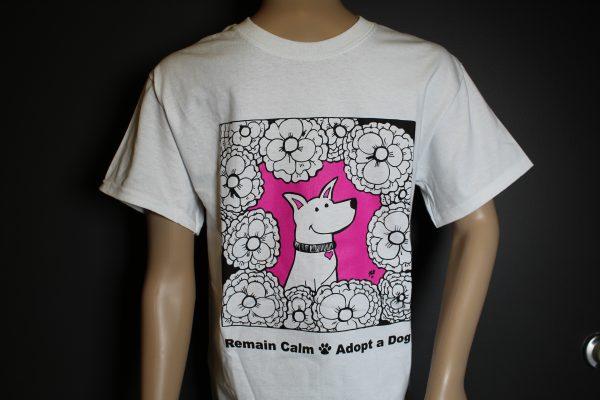 Cleo Zentangle Flower Shirt