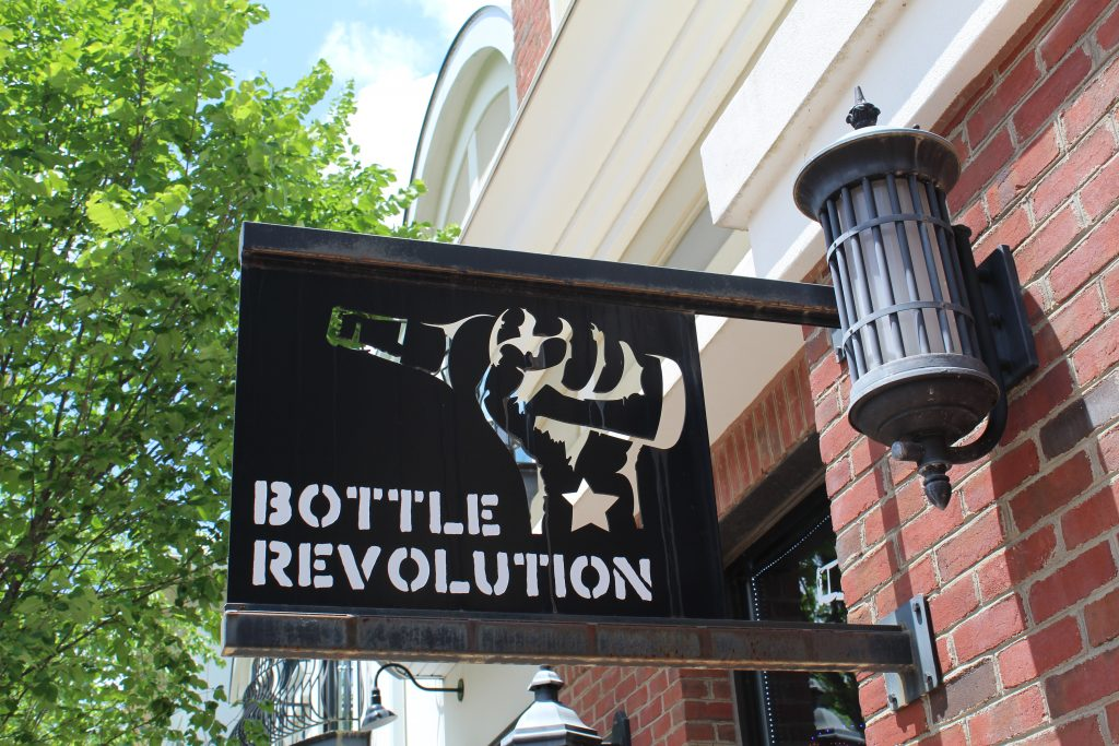 Bottle Revolution Raleigh