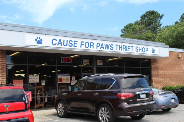 Cause For Paws Thrift Shop