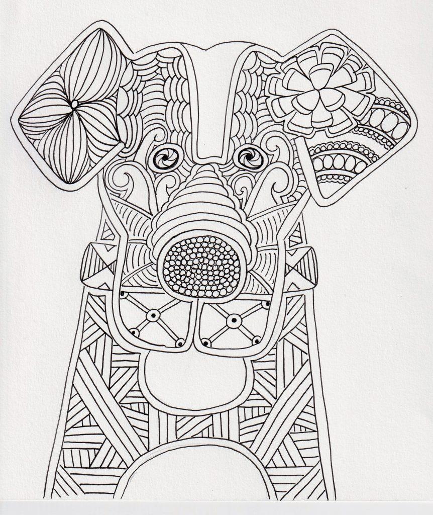 The Illustrated Dog Part I