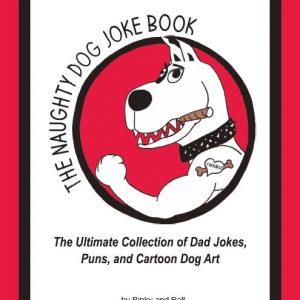 Naughty Dog Joke Book